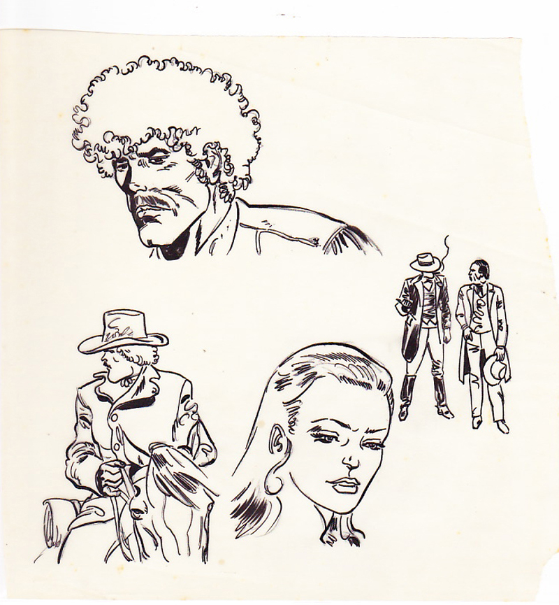 Sketches by a Star. Who? A maestro!