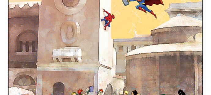 Nuova Cronaca di Mantova fumetti