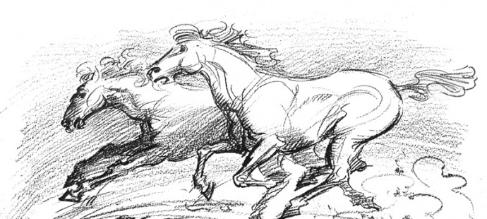 How to draw western comics