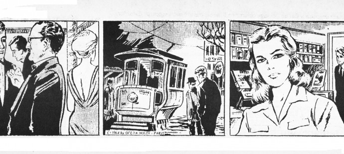 France, comic-strips golden age: Gérard Aublé