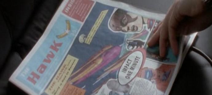 Barnaby ( Midsomer Murders) comic magazine