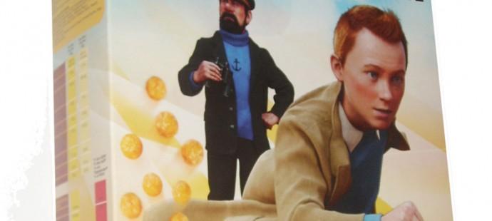 Colazione con Tintin