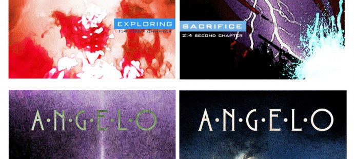 A.N.G.E.L.O new comic series