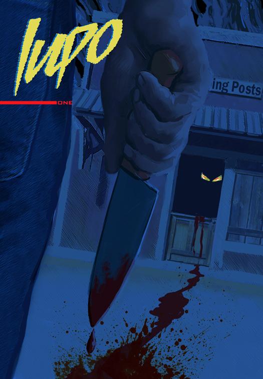 LUPO new comic book