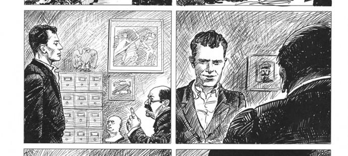Sandro Pertini biographic comic