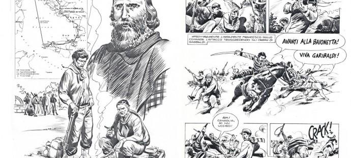 il Fumetto di Garibaldi