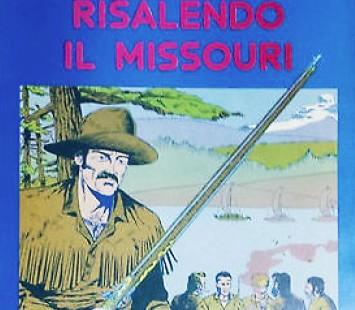 Risalendo il Missouri