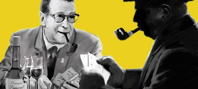 Outis per Georges Simenon