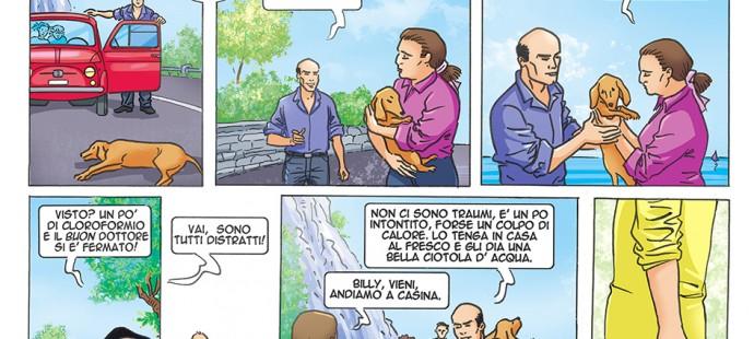 Fumetto settimanale: Mathias