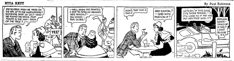 June 19 Paul Robinson comic strip artist