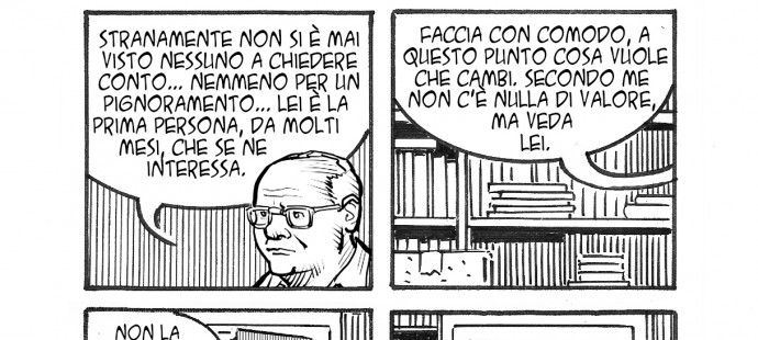 Uno di 36, Graphic Novel by Monica