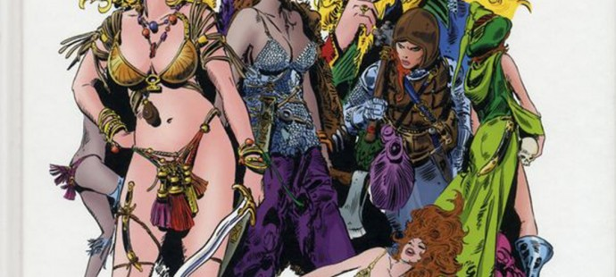 Frank Thorne's Battling Beauties