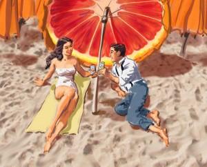 Film e fumetti vacanzieri italiani