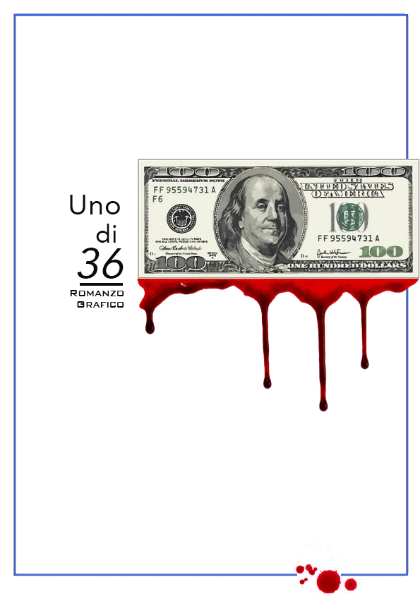 Graphic Novel Uno di 36 Cover