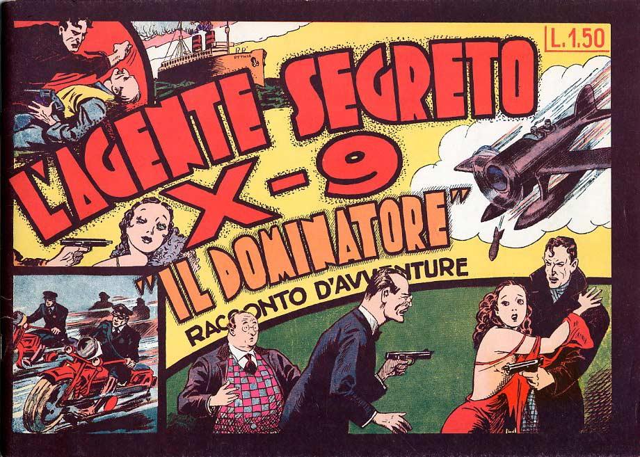 Agente Segreto X-9 nel film con Franco e Ciccio