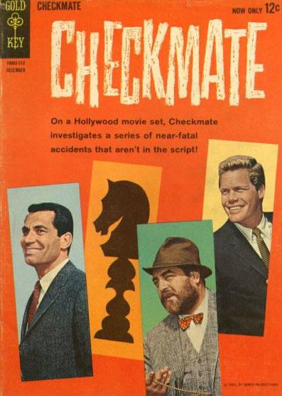 Checkmate e tutte le serie TV in fumetto
