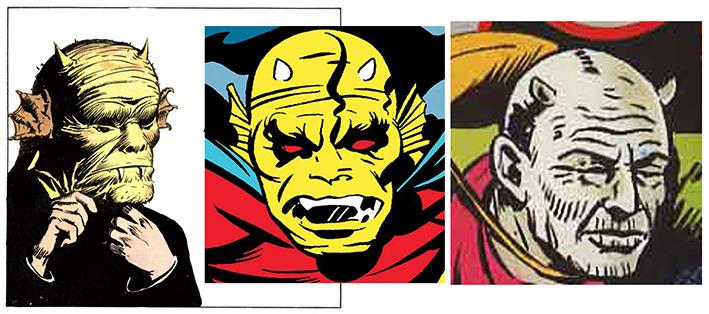 Kinowa, Demon, Prince Valiant