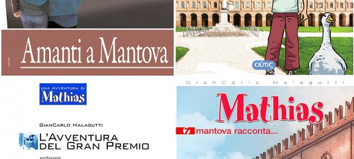 I nostri fumetti, comics e graphic novels su Mantova