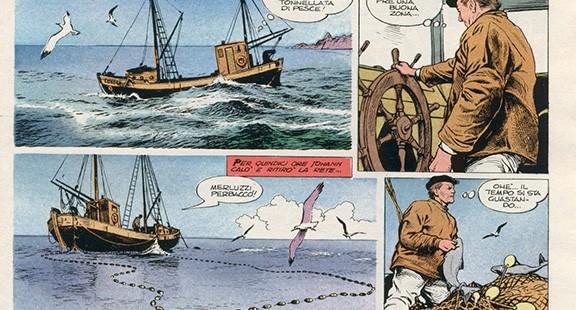 Franco Caprioli the sea artist