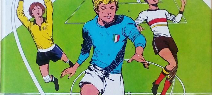 Giuliano Giovetti from football to comics