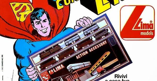Superman Vintage Ad 1982