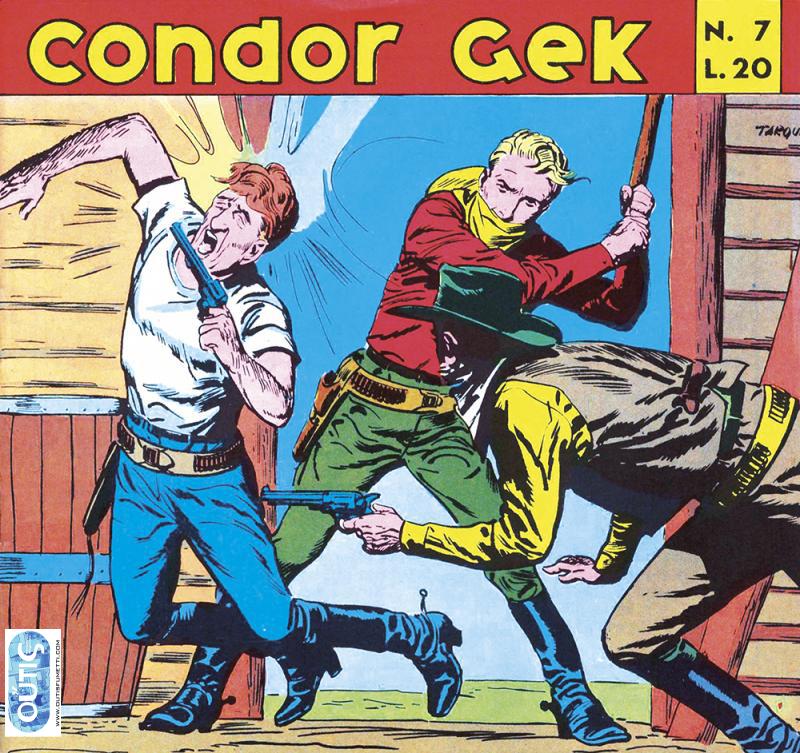 Condor Gek by Sergio Tarquinio