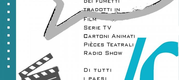 Dizionario Fumetto al cinema volumi D EF