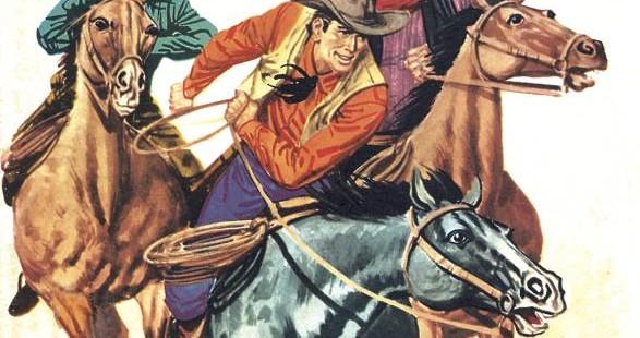 Fumetti italiani vintage: I Magnifici 4