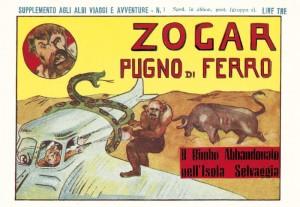 Fumetti italiani vintageZogar