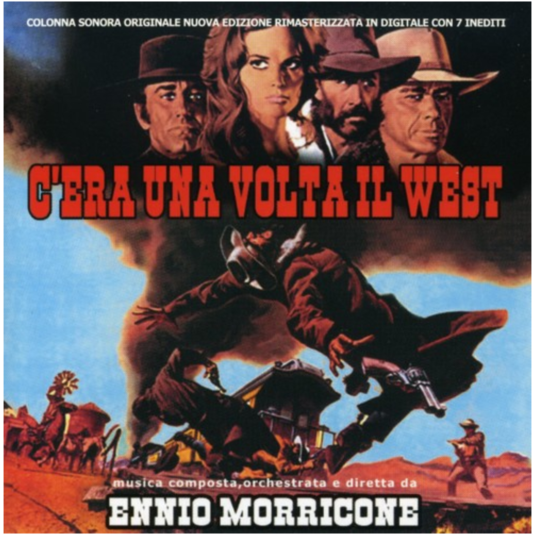 Happy B'day Maestro Ennio Morricone