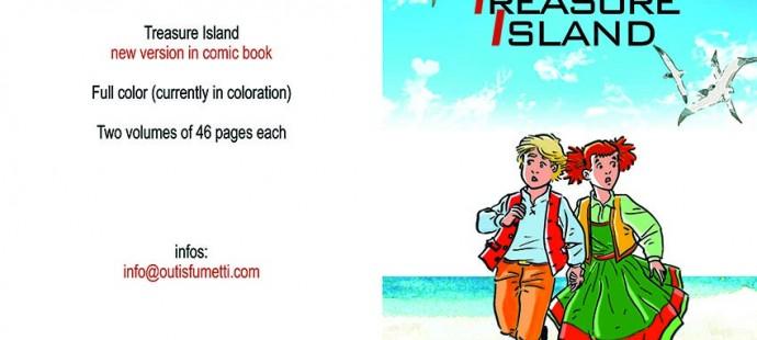 Outis Lucca Comics – 7  L'isola del Tesoro versione inedita