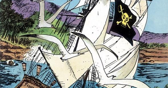i buoni fumetti del Messaggero dei Ragazzi