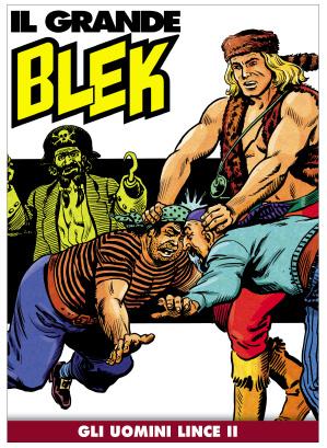 il Grande Blek nuovo copertinista
