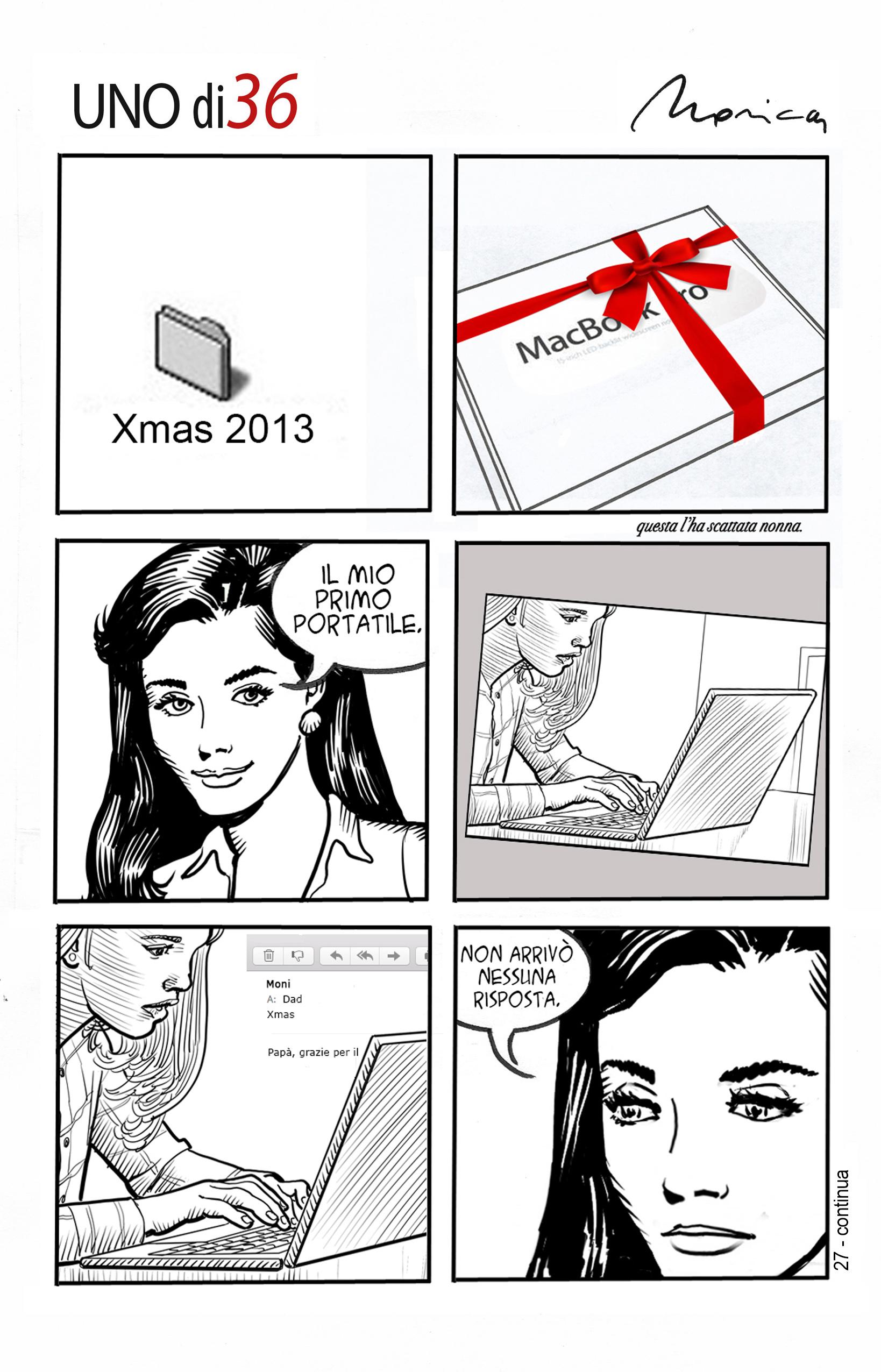 Uno di 36 #27 Special Christmas