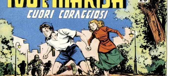 Fumetti Italiani Vintage: Ivo e Marisa