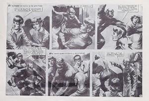 Fumetti Italiani Vintage Ivo e Marisa
