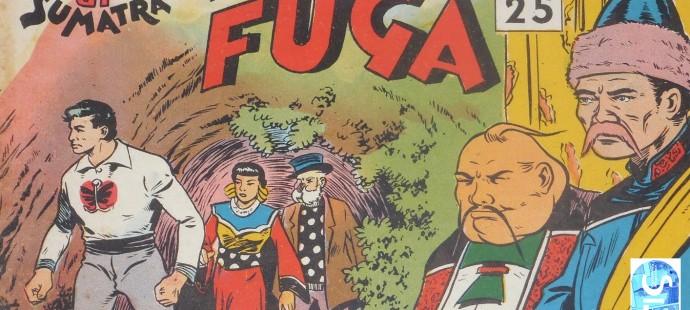 Fumetto Italiano Vintage: Bob di Sumatra