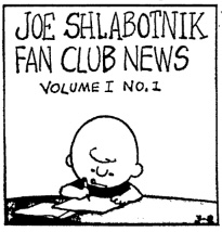 who's Joe Shlabotnik ?