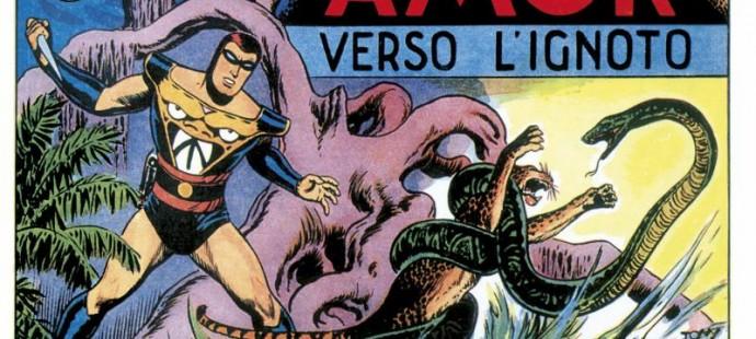 Fumetti Italiani Vintage: Amok