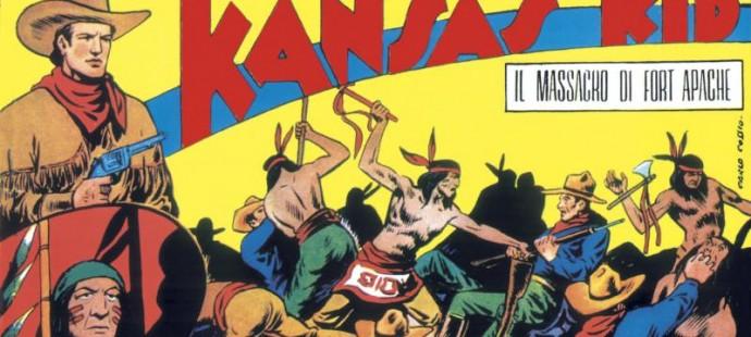 Fumetti Italiani Vintage: Kansas Kid