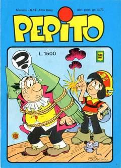 Fumetti Italiani Vintage: Pepito di Bottaro