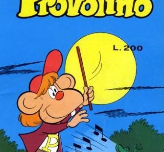 Fumetti Italiani Vintage: Provolino