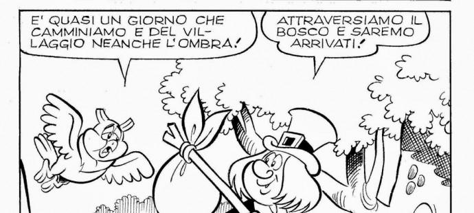 Fumetto Italiano Vintage: Mago Merlotto