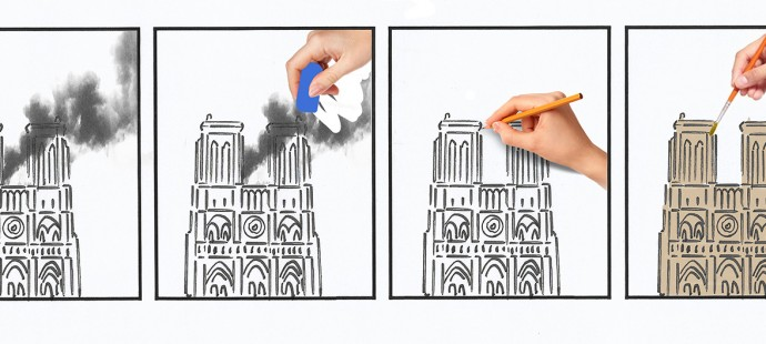 Cartoonists for Notre Dame