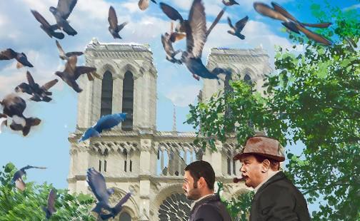 Maigret a Notre Dame