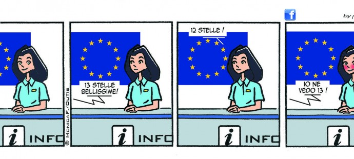 Xtina Europe Day
