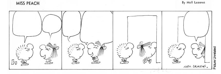 comic lazarus lange mell strip zeit