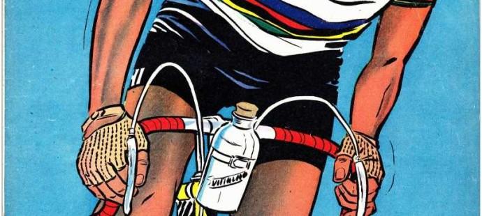 Fausto Coppi il Campionissimo a fumetti