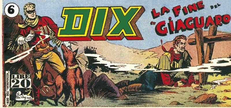 Fumetto Italiano Vintage: Dix