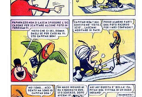 Fumetto Italiano Vintage:  Pitt e i pirati